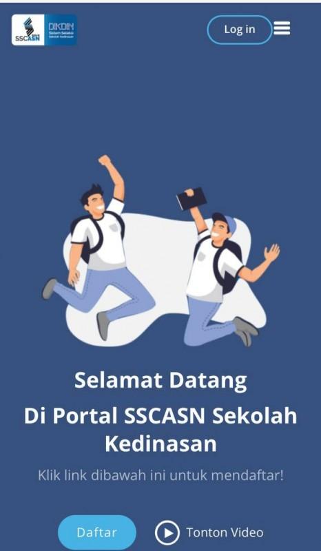 Portal CPNS PPPK dan sekolah kedinasan 2021 - teknopedia