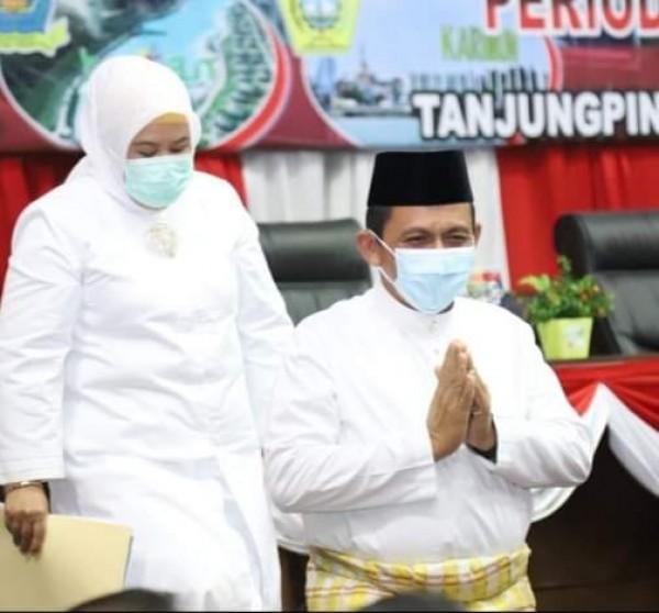Ansar Ahmad Apresiasi TNI/Polri dan Para Medis Cegah Covid 19 Di Era Pilkada