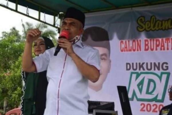 Tahun ini Putra Asal Pulau Rupat Ikut Bertarung di Pemilukada Bengkalis 2020