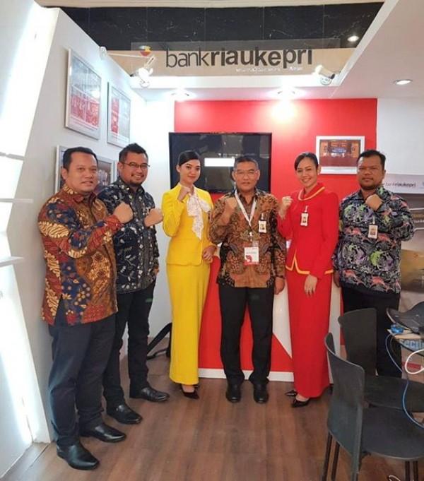 Tapping Box Bank Riau Kepri Dipamerkan di Harkodia 2018