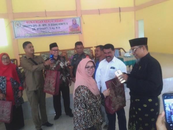 Reses Misharti DPD RI Dihadiri Ketua DPRD Bengkalis