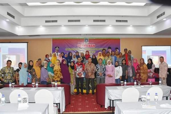 Dinas PMD Disdukcapil Provinsi Kepri Gelar Kegiatan Pelatihan Kelompok Usaha Ekonomi Desa