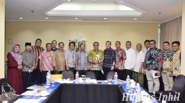 Pemkab Inhil Audiensi ke Kemenristek Dikti, Pusat Akan Jadikan Inhil Kluster Kelapa Nasional