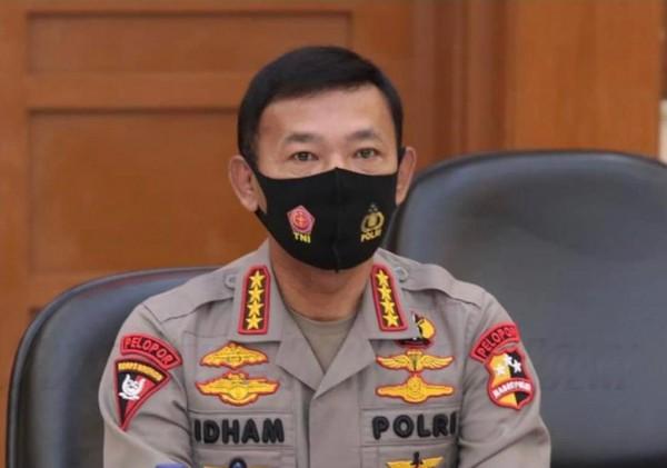 Kapolri Idham Azis Apresiasi Pilkada Serentak 2020 Berlangsung Aman, Lancar dan Tertib