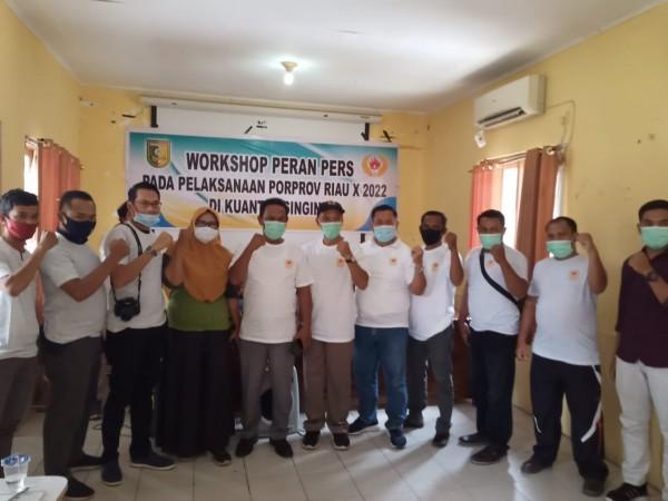 Persiapan KONI Kuansing Dalam Menghadapi PORPROV Riau X 2022