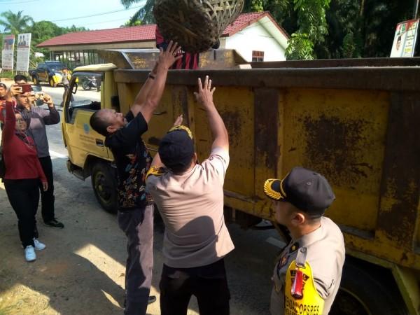 Pemkab labuhanbatu peringati hari peduli sampah nasional
