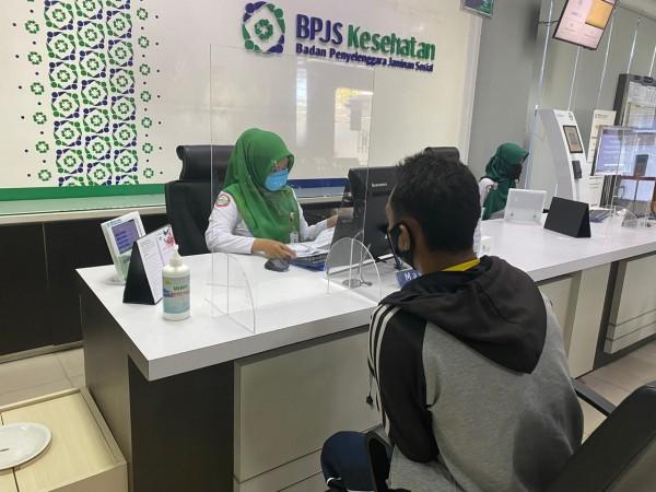 BPJS kesehatan Cabang Tanjungpinang Siap Menjalankan Era New Normal