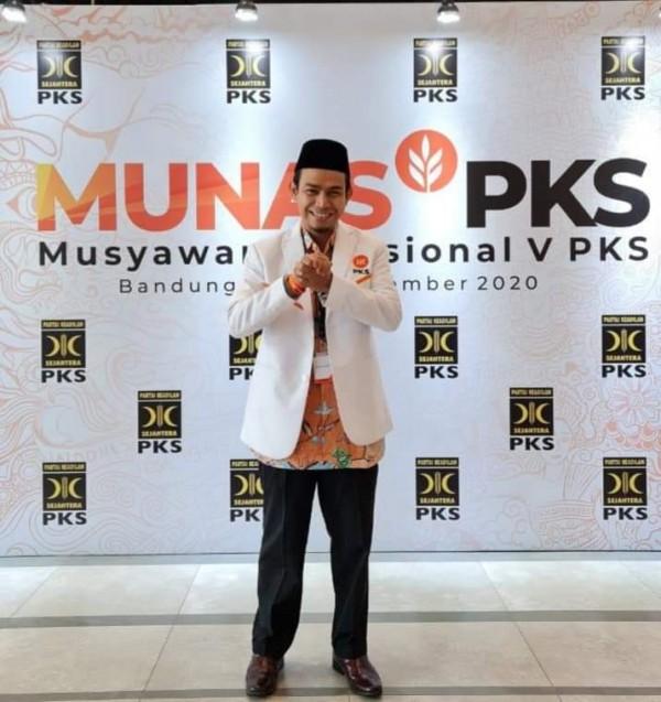 Ditunjuk Kawilda Sumbagut, Hendry Munief Gerak Cepat Sukseskan Pilkada 2020