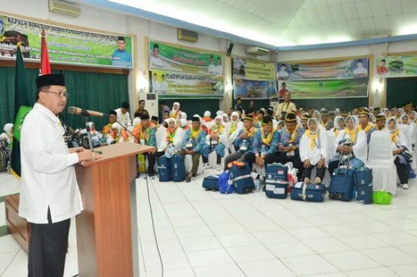 Wabub Inhil H. Rosman Malomo Jaga Nama Baik NKRI