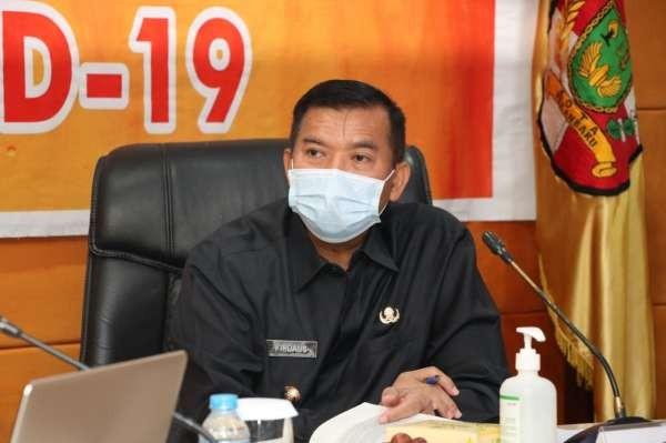 Ubah Strategi Hadapi Covid, Wali Kota Pekanbaru Harapkan  Masyarakat Menerapkan protokol kesehatan