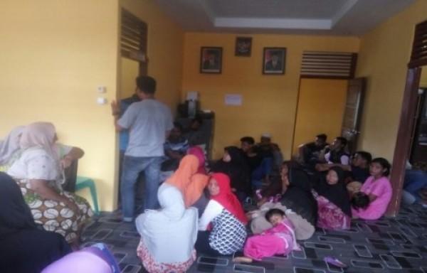 Rekam e-KTP di Krrintang, Bupati Inhil Puji Langkah Disdukcapil
