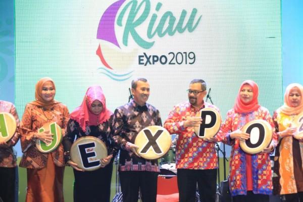 Pemprov Riau Kembali Gelar Riau Expo