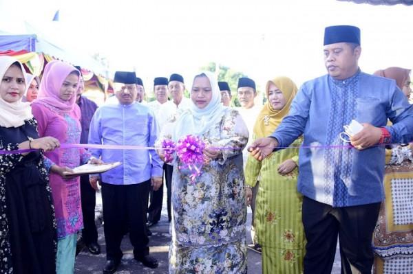 Pasar Ramadhan 1440 H, Membuka Peluang Usaha Dan Pendapatan Ekonomis Masyarakat Kabupaten Bengkalis