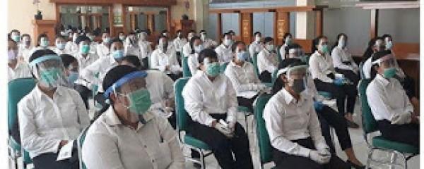 Recruitment CPNS 2021 - Jumlah Formasi 1,2 Juta, Dibutuhkan Tenaga Guru, Bidan, Perawat dan Dokter