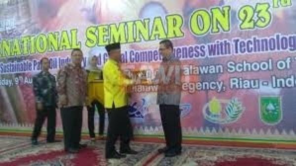 Pemkab-Kemenristekdikti Sepakat Akan Bahas Rekomendasi Seminar Dengan Kementerian Terkait