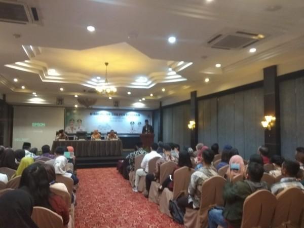 DPMPTSP Tanjung Pinang Gelar Kegiatan Bimbingan dan Penyuluhan Bagi 150 Pelaku Usaha