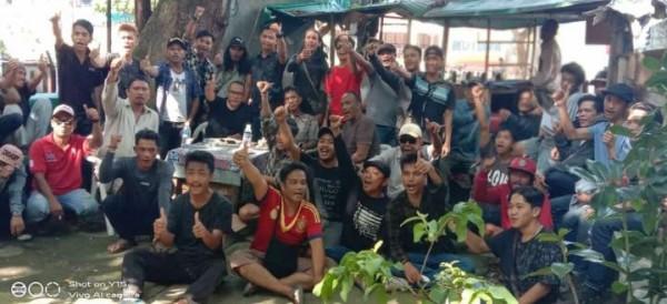 Said Ahmad Syukri Terpilih Sebagai Ketua Kelompok Penyanyi Jalanan Tanjung Pinang