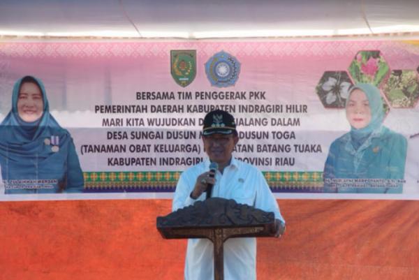 Dusun Sialang Dalam Akan Dijadikan Sebagai Desa Percontohan