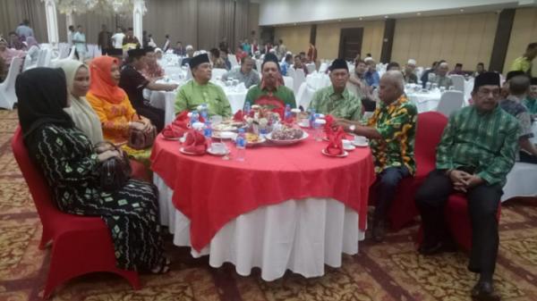 Halal bi Halal KBB, Cerita Syamsudin Uti Mengikuti Tiga Kali Pilkada Lalu Berjuang Kesuksesan