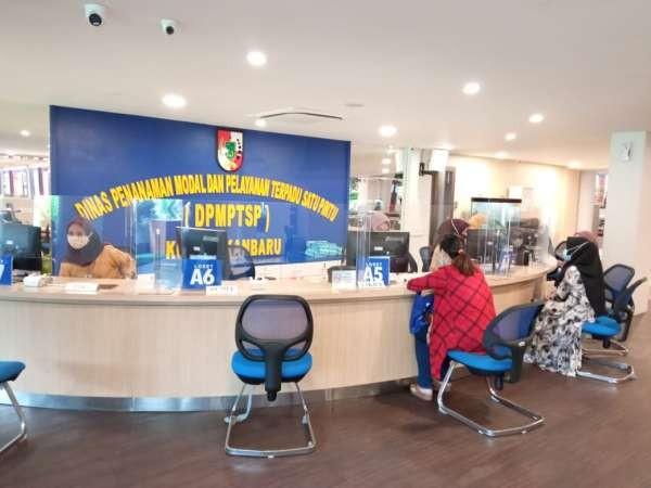 Pemerintah Kota Pekanbaru Tetap Komit Beri Pelayanan Kepada Masyarakat di MPP