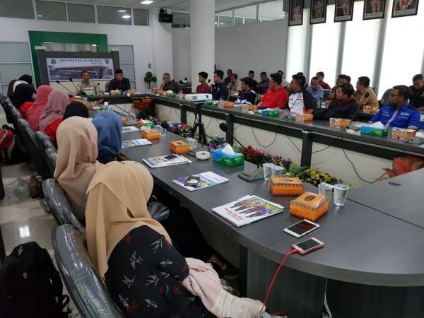 34 Mahasiswa UiTM Perlis Ikuti Internship Programme di UIR
