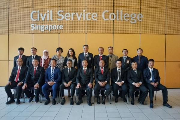 Gubri Ikuti RFP di Singapura