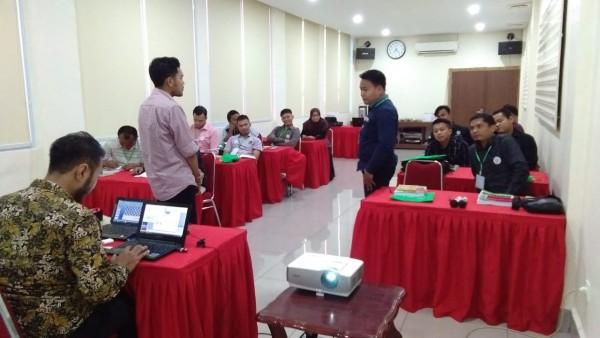 Asosiasi Ahli K3 Komisariat Dumai Gelar Pelatihan