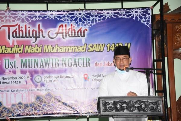 Sebagai Wujud Cinta Kepada Banginda Rasulullah SAW, Pemkab Bengkalis Gelar Peringatan Kelahiran Nabi Muhammad SAW
