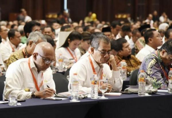 Pjs Bupati Inhil Hadiri Rakornas Tim Terpadu Penanganan Konflik Sosial di Jakarta