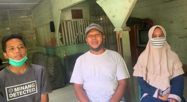 Anak buruh penderes karet di Kuansing lulus menjadi anggota Polri
