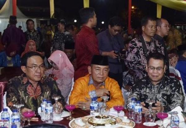 Harapan Bupati Inhil Kepada Gubernur dan Wakil Gubernur Riau Periode 2018 - 2024