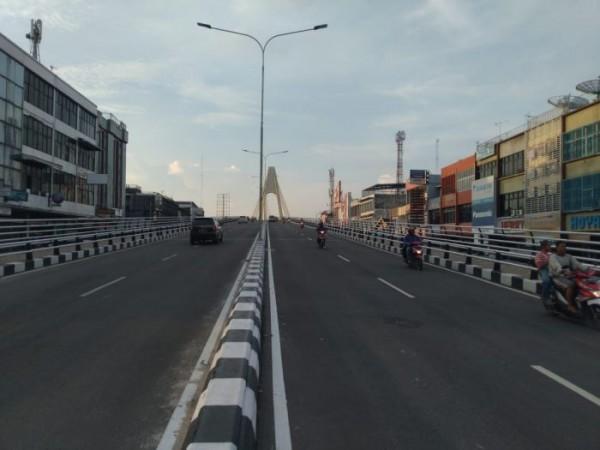 Jembatan Marhum Bukit Tidak Jadi Ditutup