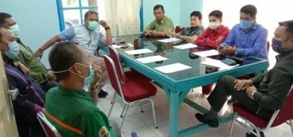 Waka I DPRD Kuansing Beserta Anggota Sosialisasi Ke PT ASMJ