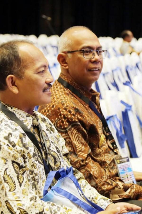 Pj Bupati Inhil Hadiri Pembukaan Sosialisasi Kebijakan TKDD Serta Knowledge Sharing