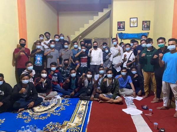 Ketua Pengcab Esports Indonesia Kuansing Buka Turnamen Mobile Legends Tunggul Kulim Desa Air Mas