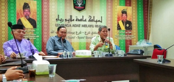 LAM Riau Perjuangkan Masyarakat Tempatan
