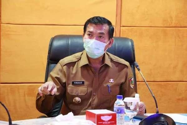 Keluarga Kurang Mampu yang Positif Covid-19, Akan Terima Bantuan oleh Pemerintah Kota Pekanbaru
