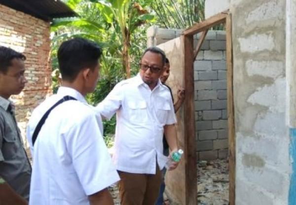 Legislator Yuyun Hidayat: Tahun 2020, Kampar Dapat Bantuan 283 Rumah Layak Huni dari APBD Riau