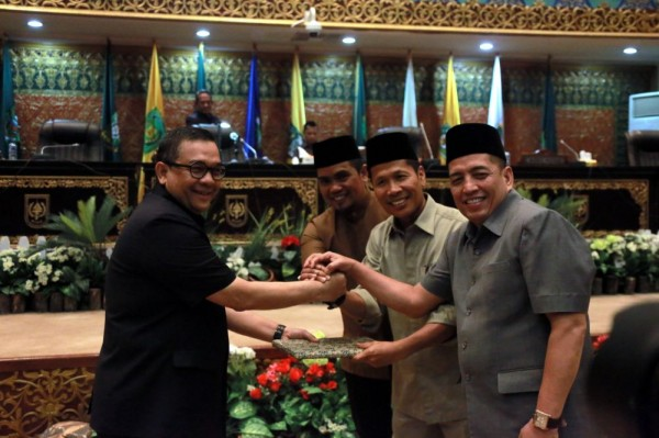 Fraksi DPRD Riau 'Soroti' Pendapatan 2020