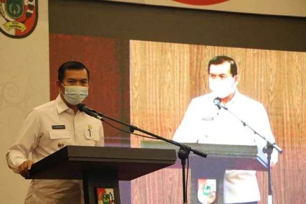 Wako Pekanbaru DR. H. Firdaus, MT Berharap Dana Hibah Pariwisata Tepat Sasaran