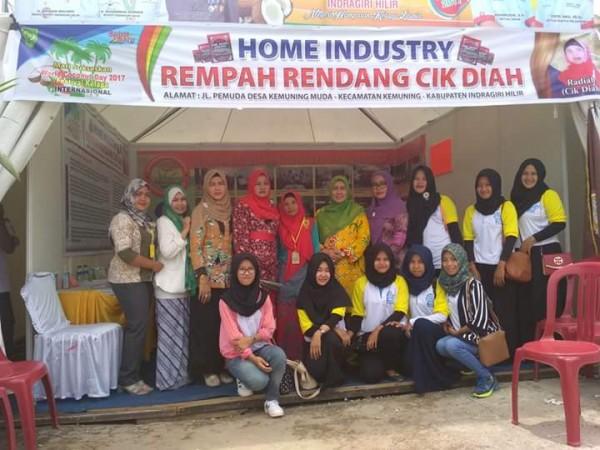 Gunakan Turunan Kelapa, Home Industry Rempah Rendang Cikdiah Apresiasi Intruksi Bupati Wardan