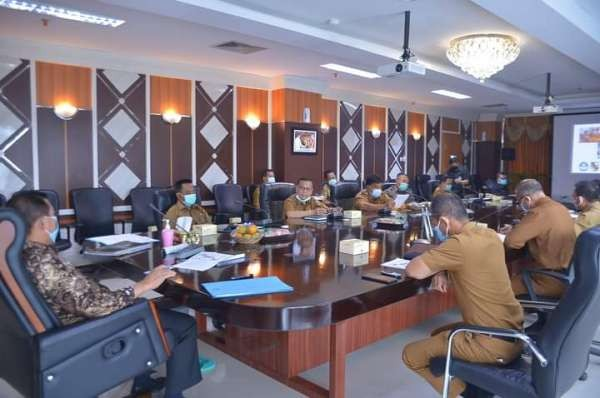 Tingkatkan SDM Berdaya Saing, Wako Firdaus Gelar Rapat Pendirian Politeknik Negeri Pekanbaru
