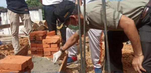 Baitul Ilmi, Mushollah Pertama Yang Dibangun dikomplek Perkantoran Pemda Kuansing