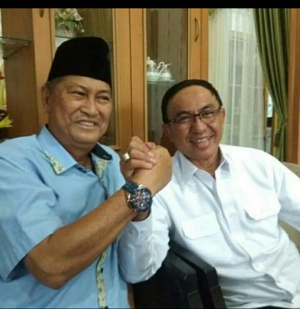 Kemenangan Muhammad Wardan-Syamsuddin Uti Periode 2018-2023, Membuat Masyarakat Inhil Gembira