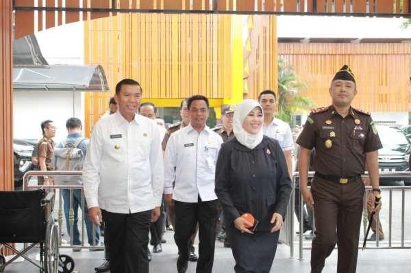 Kajati Riau Studi Banding ke MPP dan Apresiasi Layanan Cepat kepada Masyarakat