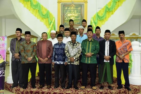 Bupati Bengkalis Silaturrahmi Bersama Pimpinan Pondok Pesantren