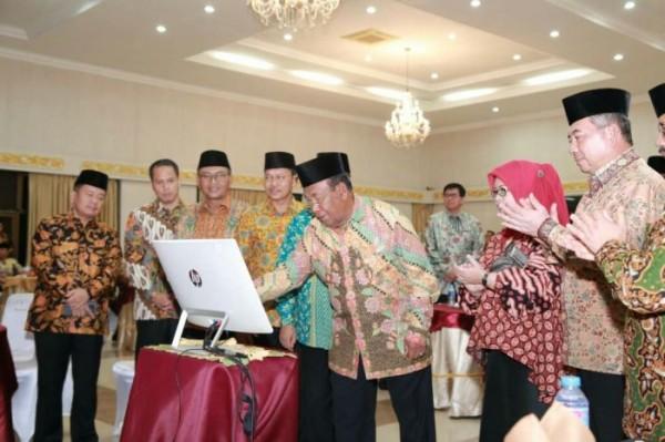 Pemprov Riau Launching MTQ XXXVII Tahun 2018