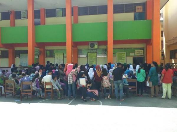 Atasi Penumpukan Siswa, Disdik Terapkan PPDB Sistem Zonasi Di Pelalawan