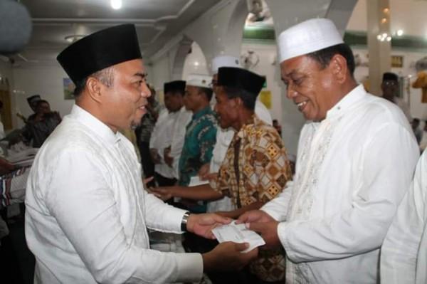 Pemkab Labuhanbatu Safari Ramadhan di Masjid Agung Rantauprapat