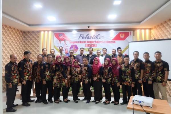 Wakil Bupati Yakin IKASI Inhil Mampu Berkembang dan Maju Pesat